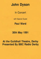 BBC Radio Derby 1991 Programme Cover
